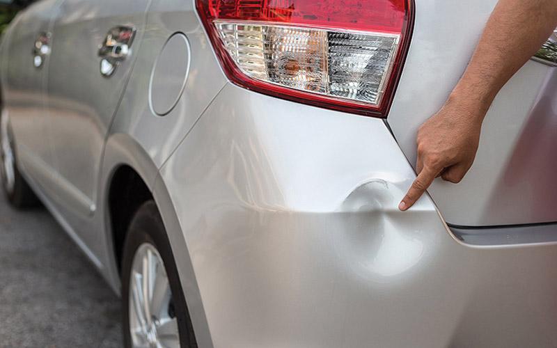 Autoschade spot repair