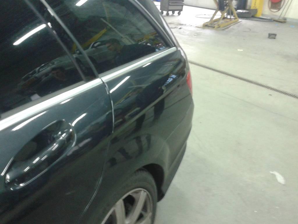 Autoschadeherstel uitdeuken zonder spuiten 4