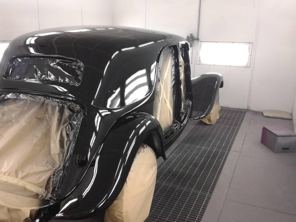 Restauratie Citroen Traction Avant 03