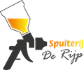 Logo spuiterij de Rijp